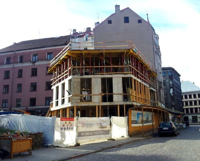 Residential building in old riga u e foto ig kurbads